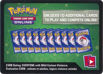 Pokemon TCG Online Booster Code - Dragon Majesty