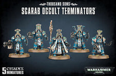 Curbside - Scarab Occult Terminators