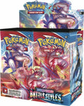 *Curbside* Pokemon Sword and Shield: Battle Styles Booster Box