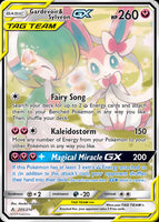Gardevoir and Sylveon-GX (205)
