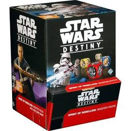 Star Wars Destiny Spirit of Rebellion Booster Box