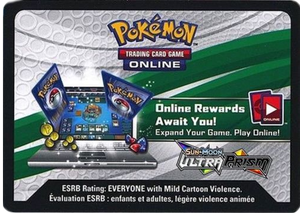 Pokemon TCG Online Booster Code - Ultra Prism