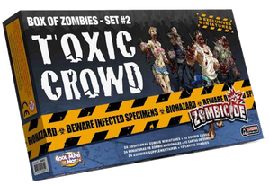 Zombicide Box of Zombies Set #2: Toxic Crowd