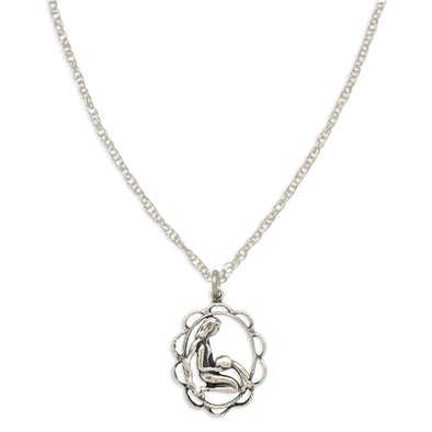 ZODIAC CHARM NECKLACE | AQUARIUS