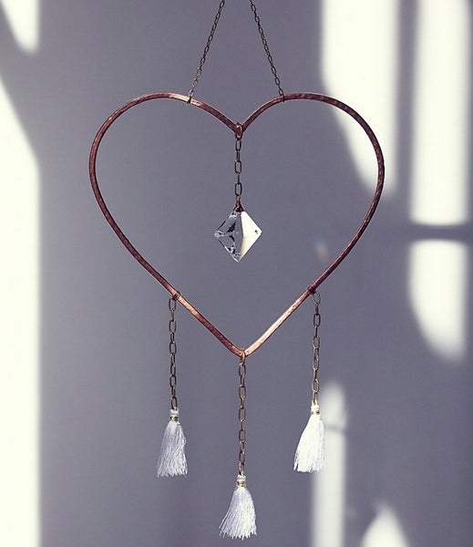 Feel The Love Wall Ornament | Free People Exclusive