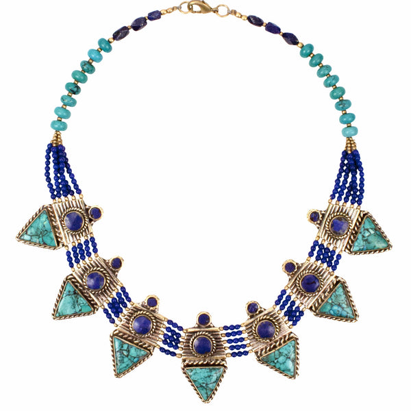 Diki Necklace | Tribe Gathered Jewelry Collection