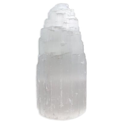 Large Selenite Lamp