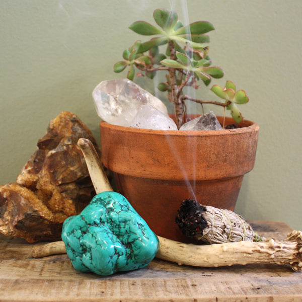 White Sage Smudge | TRIBE Jewelry | Gift & Home