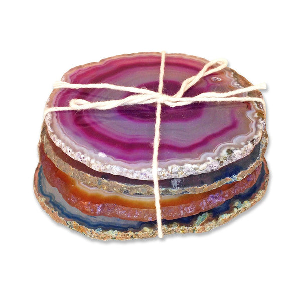 Agate Coaster Set | Adorn by Sarah Lewis | Home & Travel
