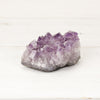 Amethyst Crystal Candleholder | Tribe Home & Travel | Bohemian Decor