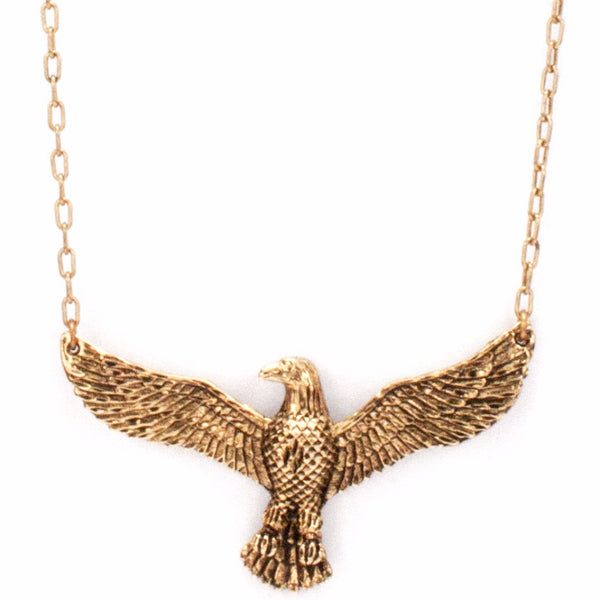 Soaring Eagle Necklace | TRIBE JEWELRY