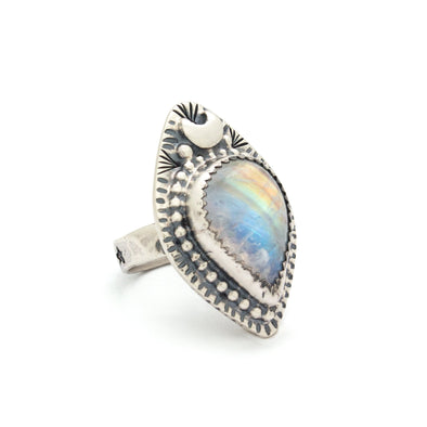 Eclipse Moonstone Ring Series 1