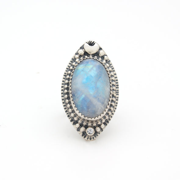 Eclipse Moonstone Ring Series 3