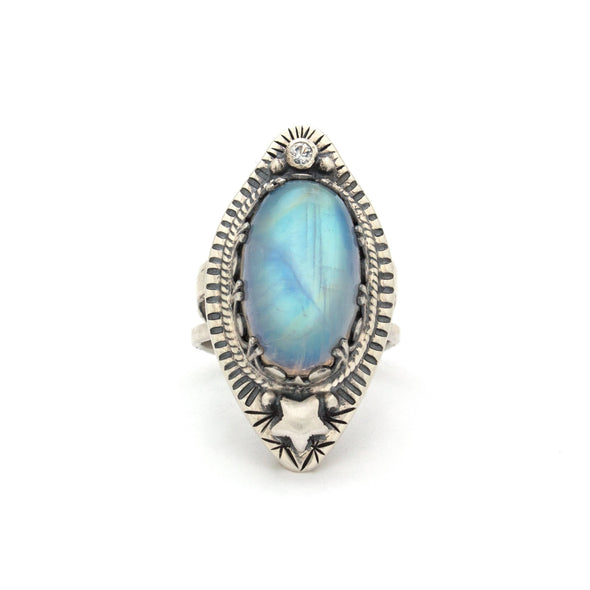Eclipse Moonstone Ring Series 4