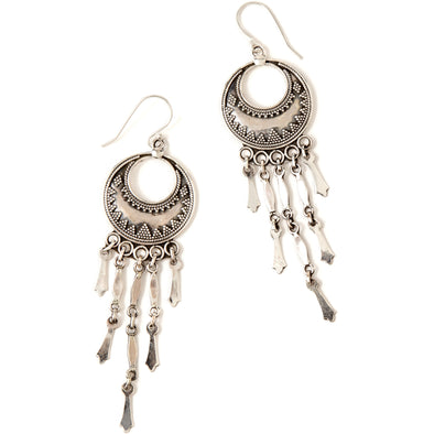 Native Moon Earring | TRIBE Jewelry