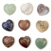Stone & Crystal Hearts | TRIBE Jewelry | Home Decor