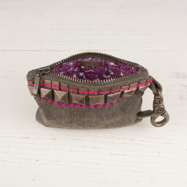 Travel Pouch | Tough Love | TRIBE Bohemian Accessories