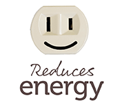 Reduces energy