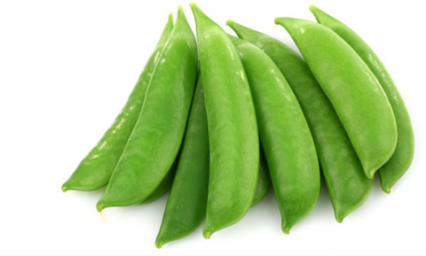 for Dogs: Sugar Snap Peas – V-dog