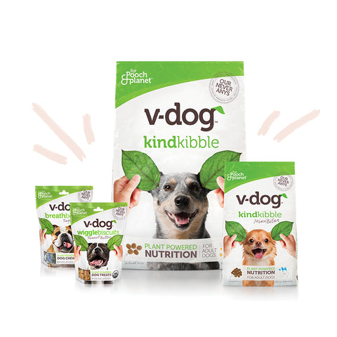 v-dog product collection
