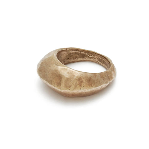 Dome Bronze Ring