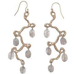 Calder Angelite Earrings