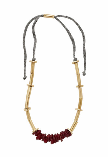 Red Sea Necklace - Julie Cohn Design