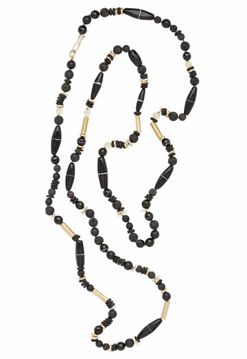 Ebony Necklace - Julie Cohn Design