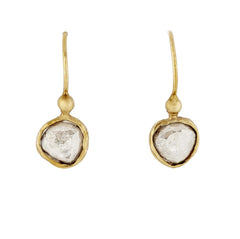 Sofia Rose Cut Diamond Earrings