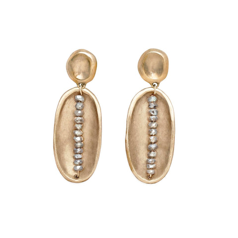 Lega Bronze Earrings
