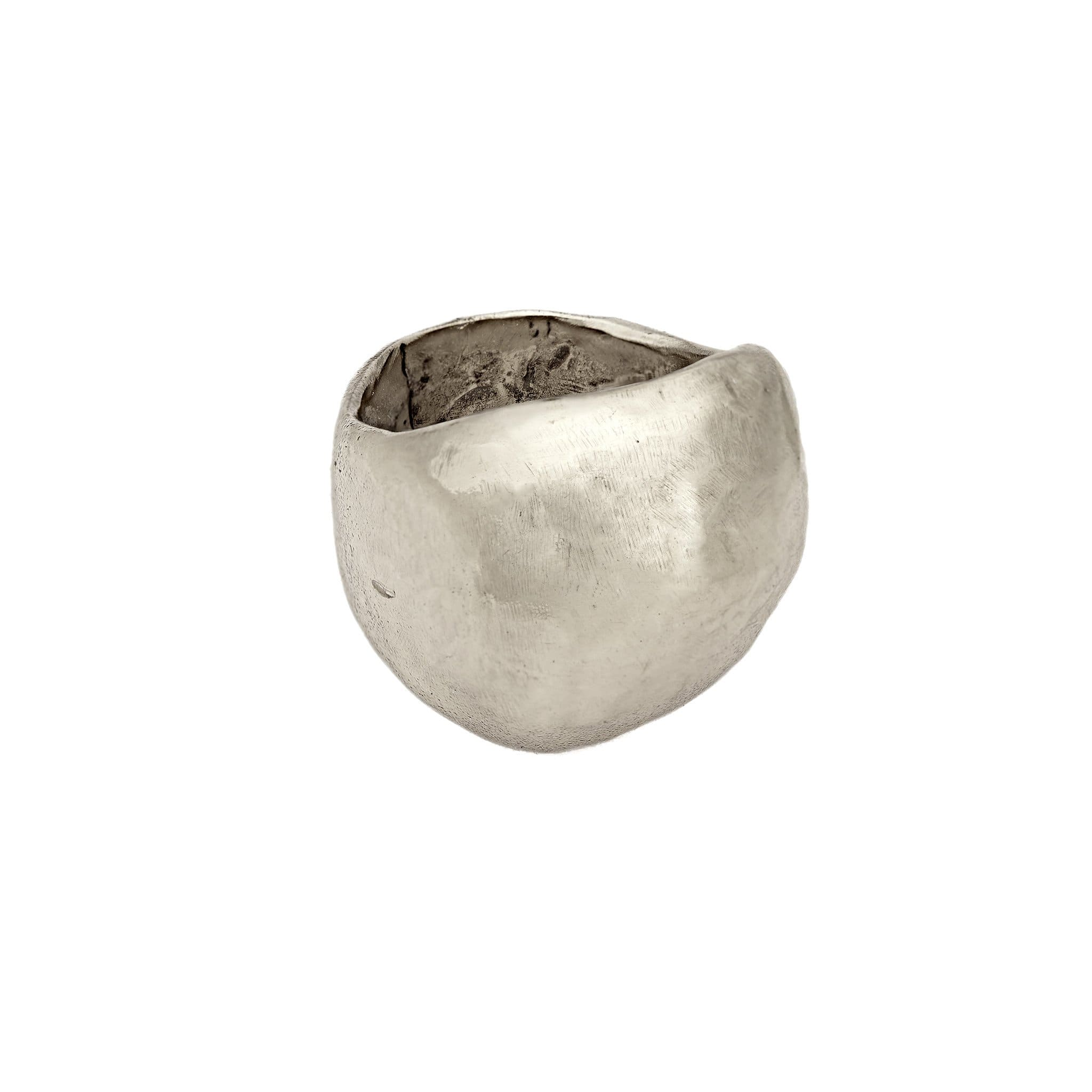 Sterling Meteor Ring