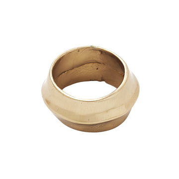 Julie Cohn Design. Bronze Equator Band Ring.