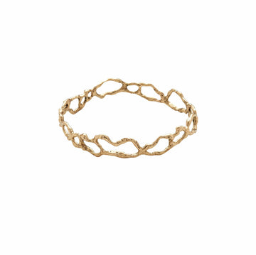 Julie Cohn Design Bronze Sea Grass Bangle