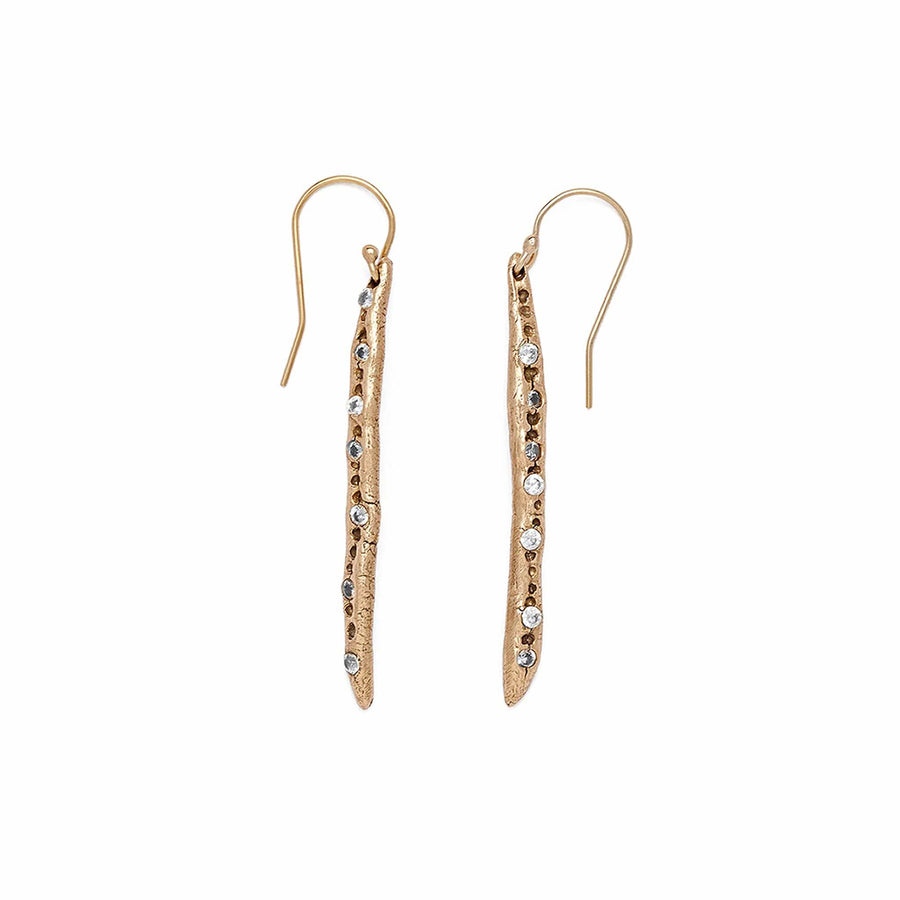 Julie Cohn Design Bronze Icicle Earring