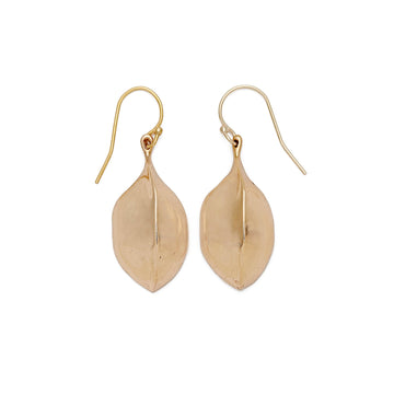 Julie Cohn Design Bronze Amulet Earring
