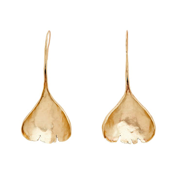 Julie Cohn Design Bronze Allium Earrings