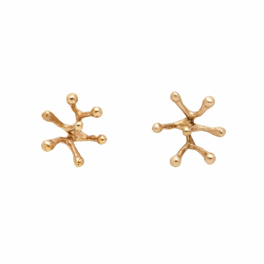 Julie Cohn Design Stamen Bronze Earrings