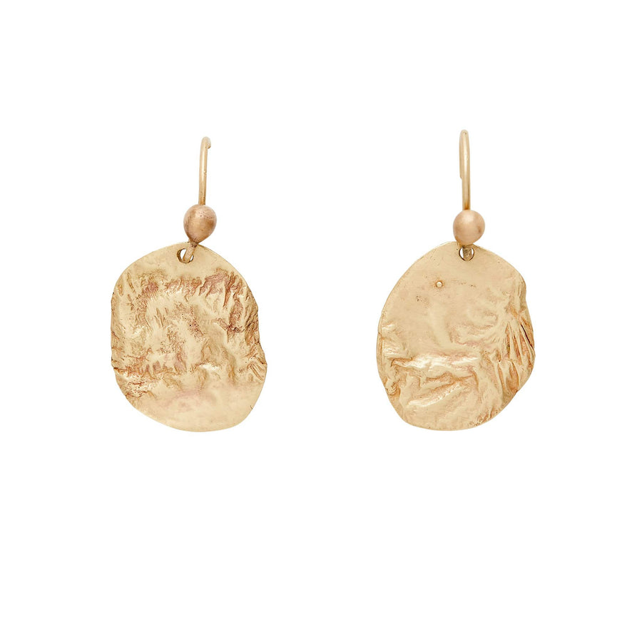 Julie Cohn Design Mojave Bronze Earrings