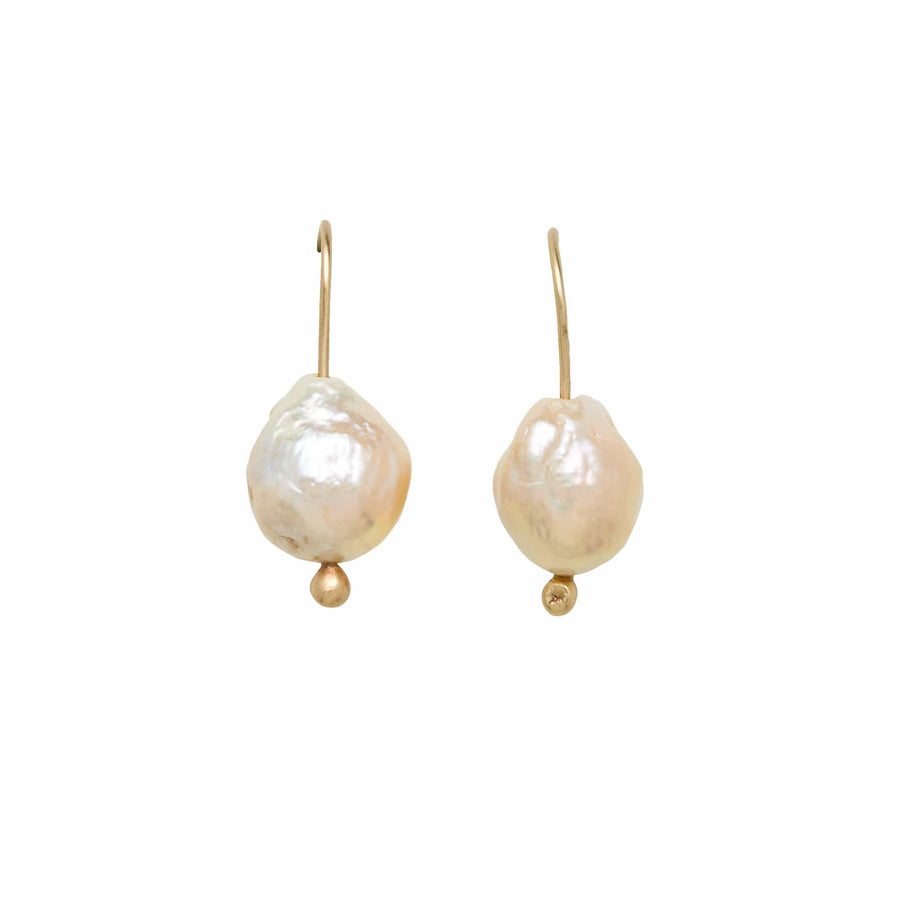 Julie Cohn Design Mila Dawn Ivory Pearl Earring