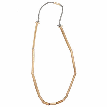Julie Cohn Design Hand Fabricated Bronze Mari Necklace