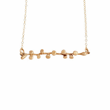 Julie Cohn Design Eve Bronze Pendant Necklace
