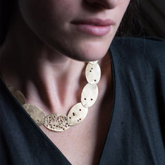 Lucio Collar Necklace - Julie Cohn Design