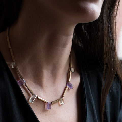 Ronchamp Necklace ( SOLD OUT)