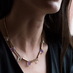 Ronchamp Necklace ( SOLD OUT) - Julie Cohn Design
