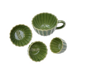 SUCCULENT MEASURING CUPS