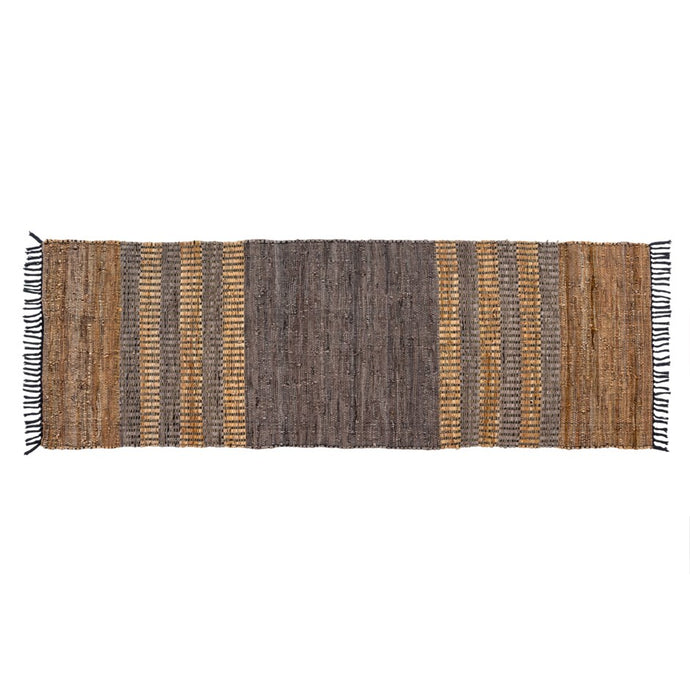 Tahoe Leather Rug