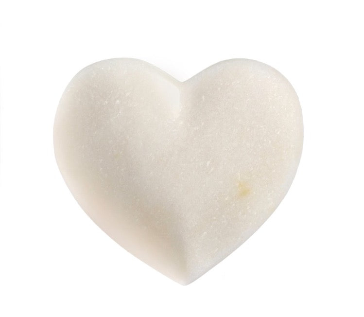 Marble Heart Dish L