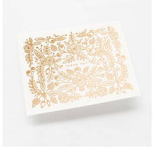 Load image into Gallery viewer, ROSE GOLD THANK YOU CARD