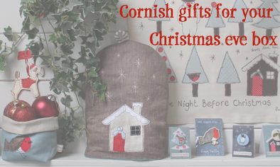Cornish gifts for your Christmas eve box