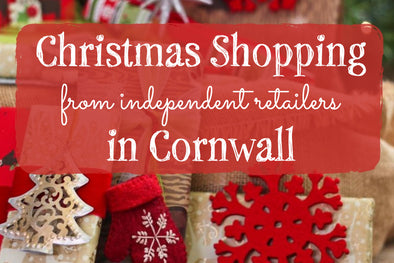 Our Favourite 'Small Business' Christmas Sales in Cornwall